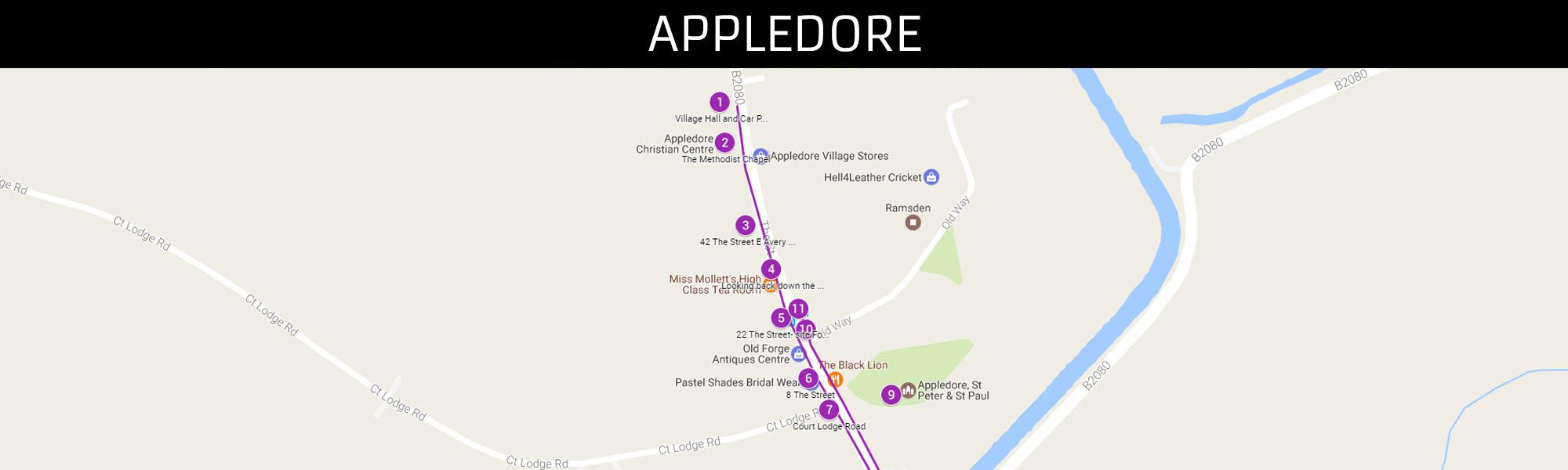 Appledore Trail
