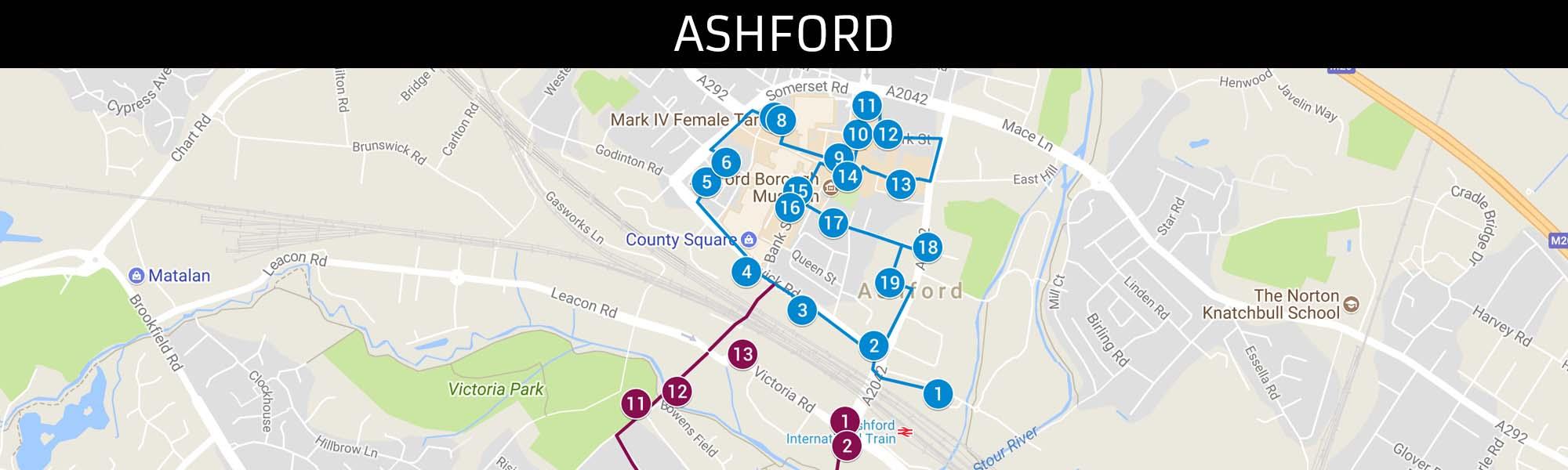 Ashford Trail
