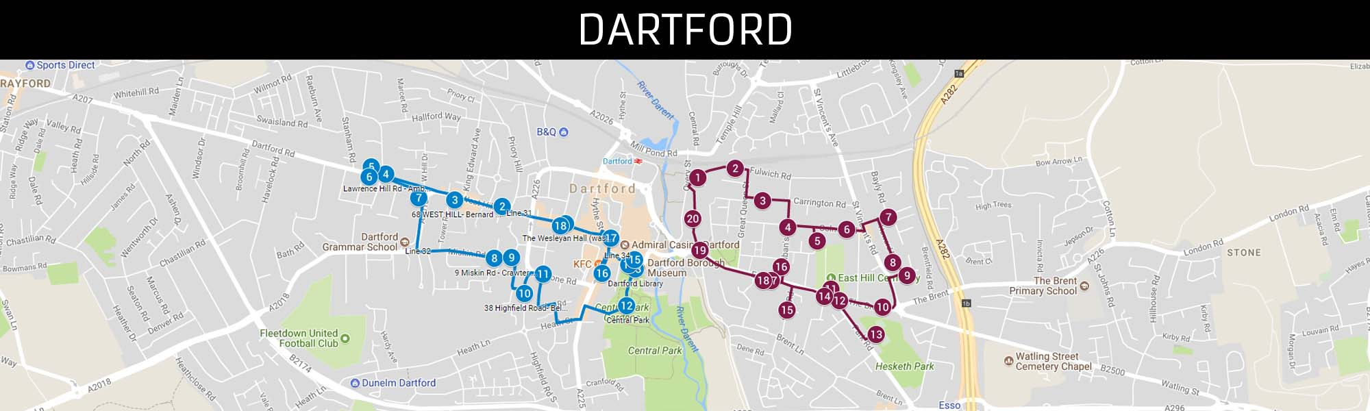 Dartford Trail