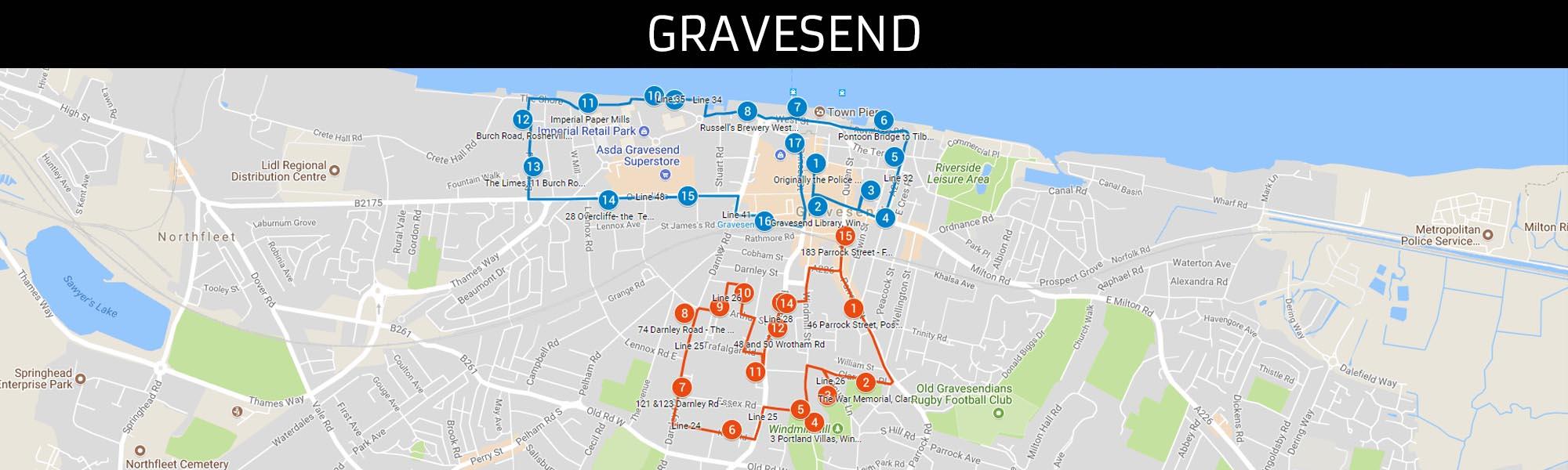 Gravesend Trail