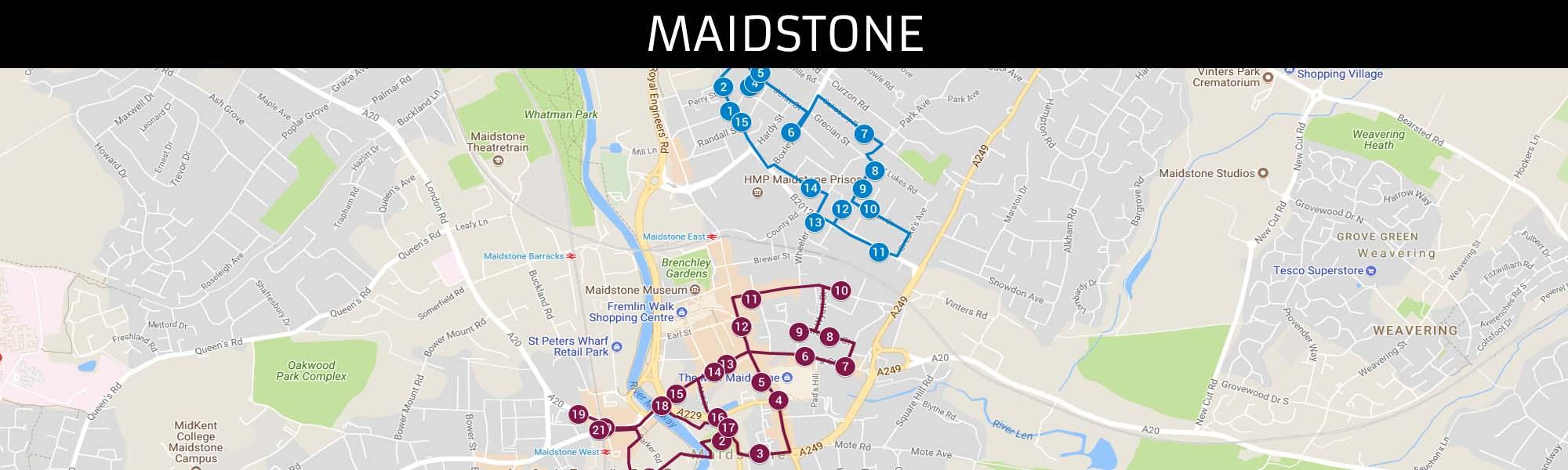 Maidstone Trail