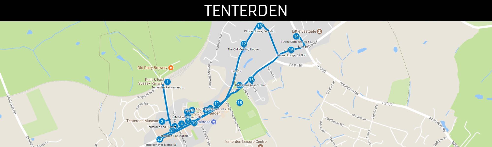 Tenterden Trail