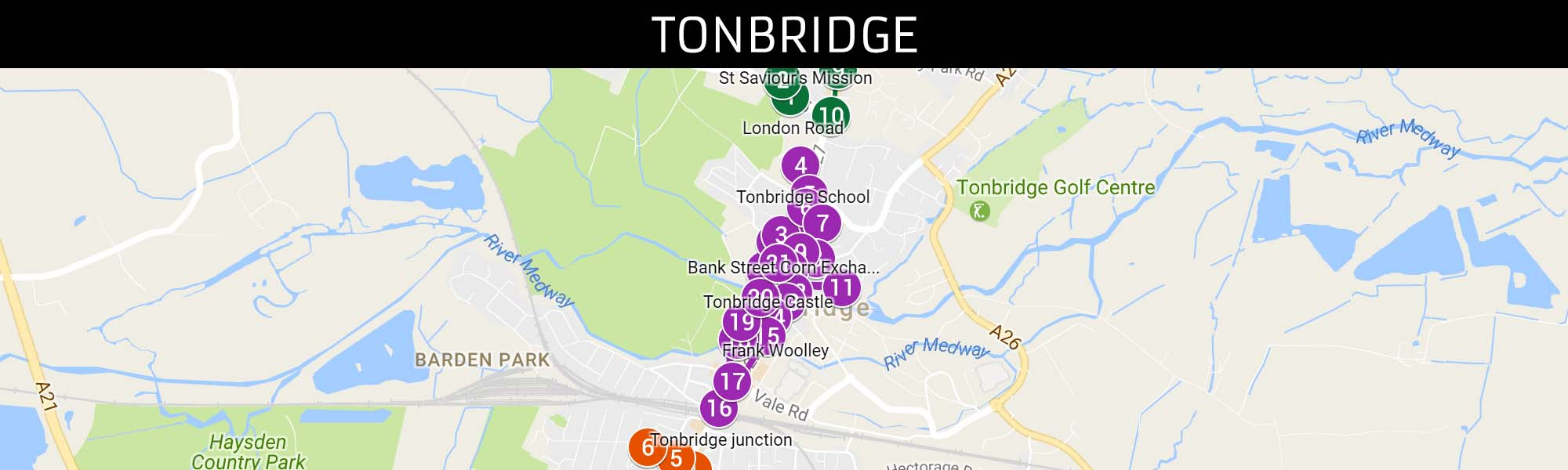 Tonbridge Trail