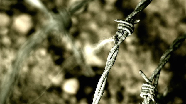 Barbed Wire 01