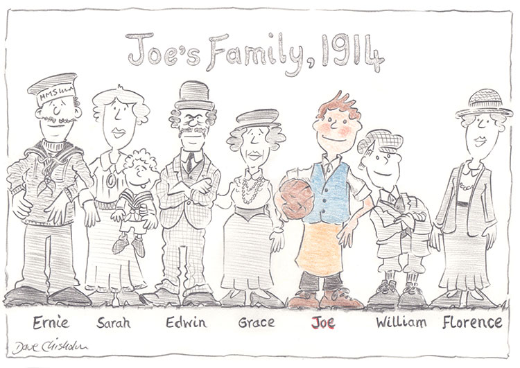 Joes-Family