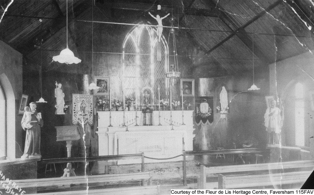 115FAV - Catholic Church, Plantation Rd, Faversham