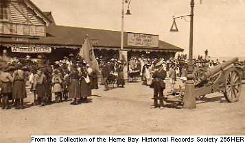 255HER - Herne Bay's War Trophy