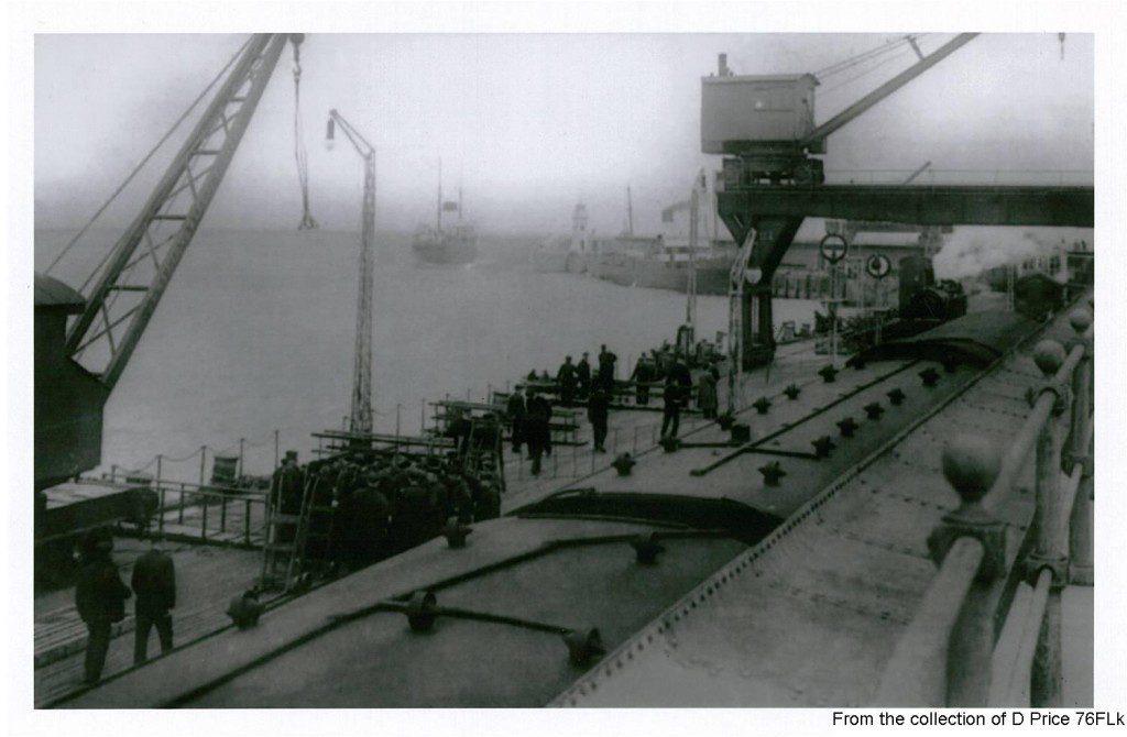 76FLK - Folkestone Harbour