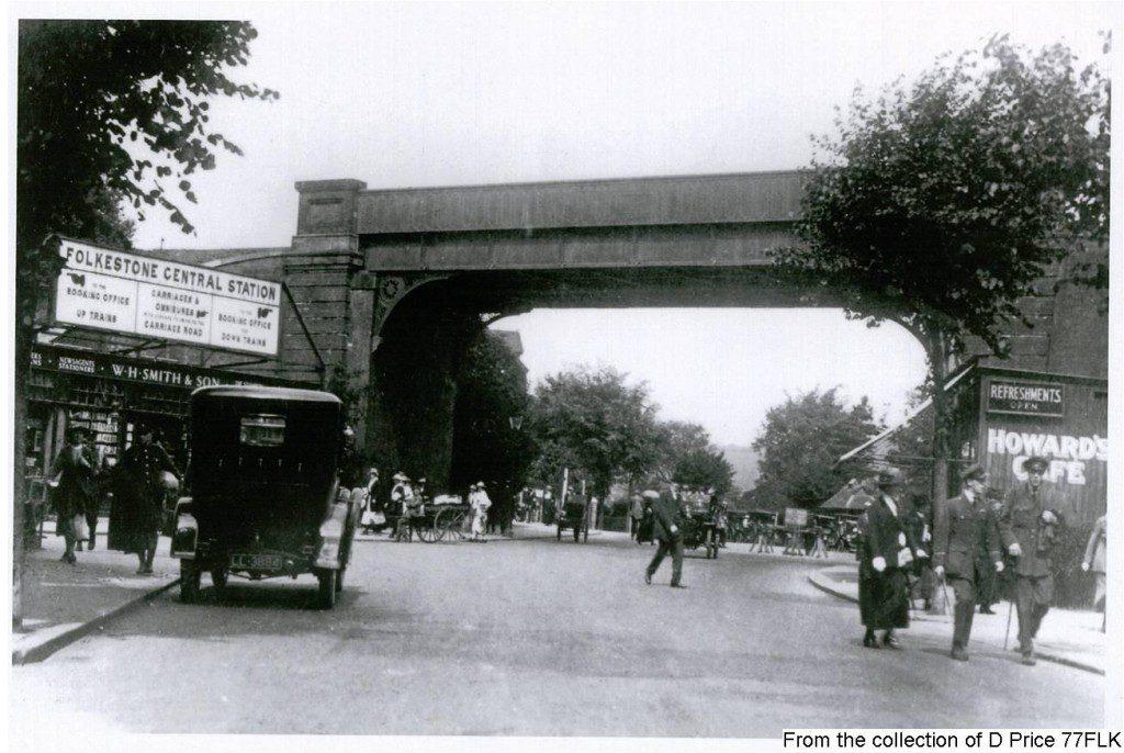 77FLK - Folkestone Central Station