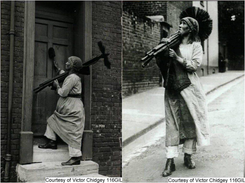 Rosanna Forster, Chimney Sweep