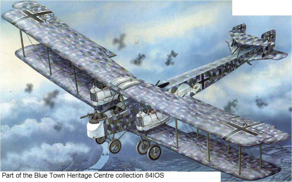 Gotha Air Raid