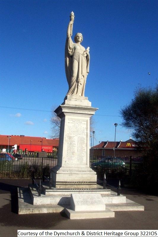 War Memorial at Sheerness