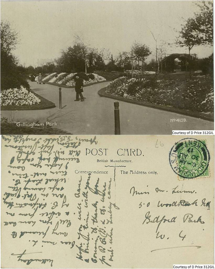 312GIL - Gillingham Park (Front & Back)