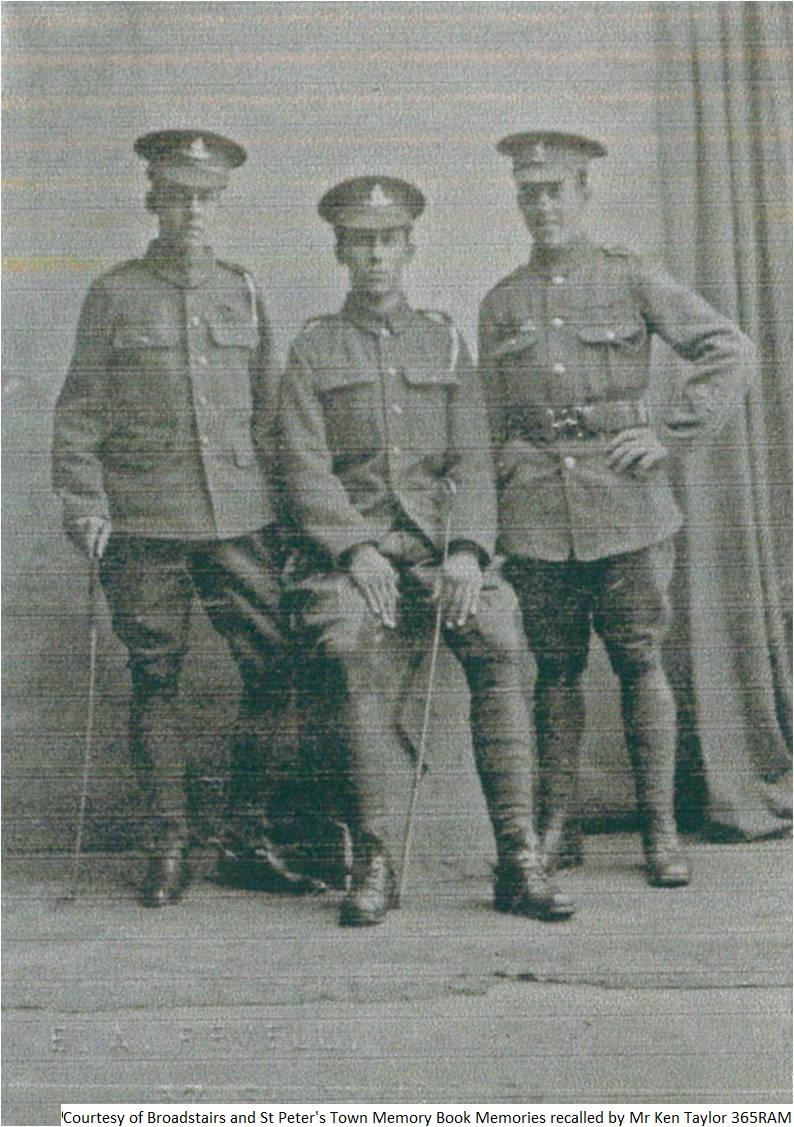 365RAM - Sid, Frank & Percy Taylor