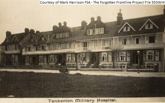 553WHI - Tankerton Military Hospital