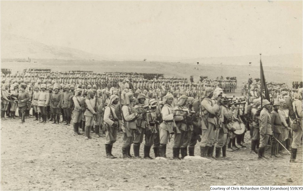559LYD - Turkish Forces prepare to attack Suez 2