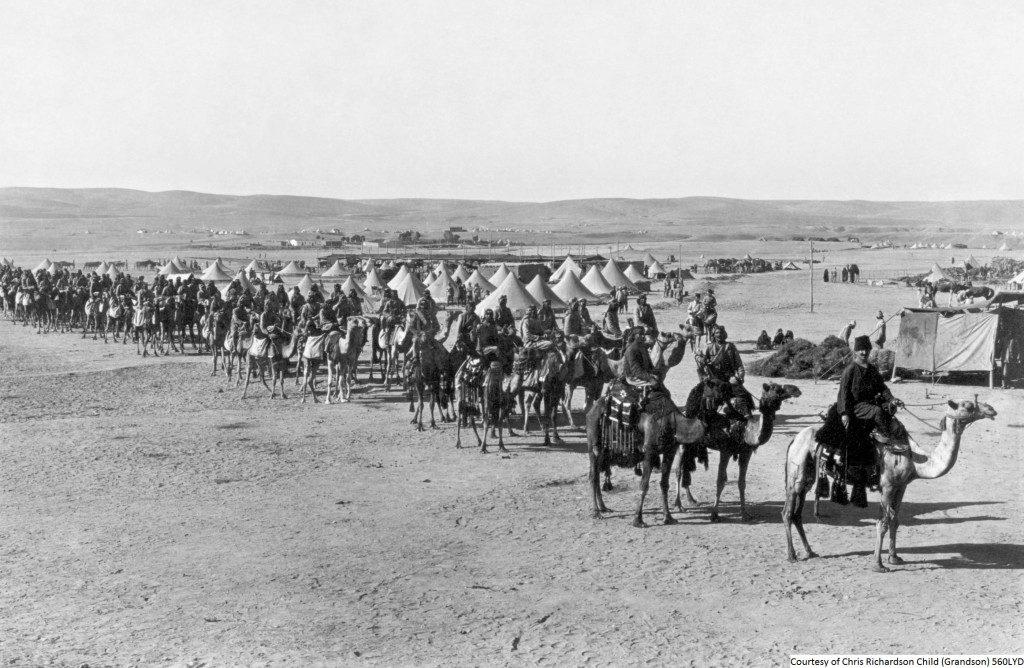 560LYD - Battle for Suez 2