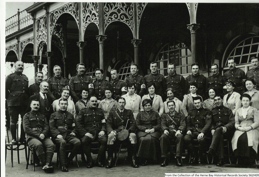562HER - WW1 - Kings Hall 2