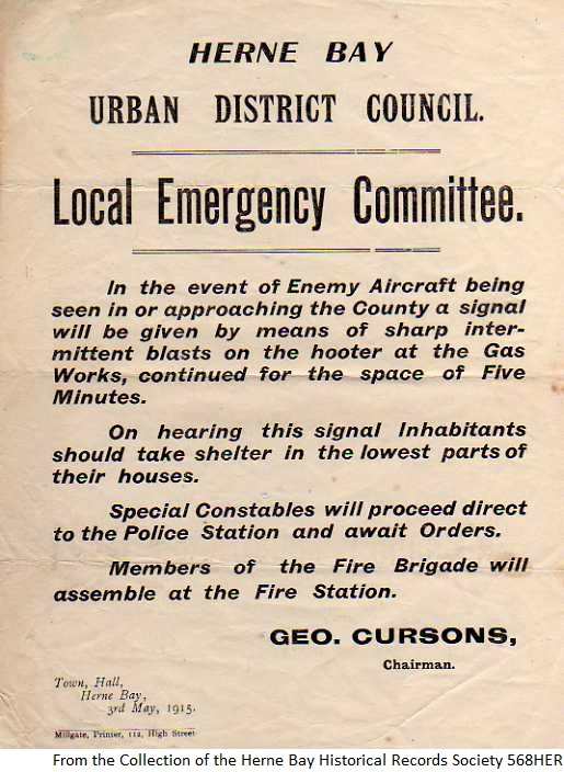 568HER - WW1 - Local Emergency Committee 2