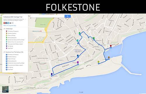 Folkestone Trail