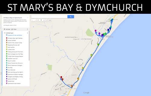 St Mary's Bay to Dymchurch