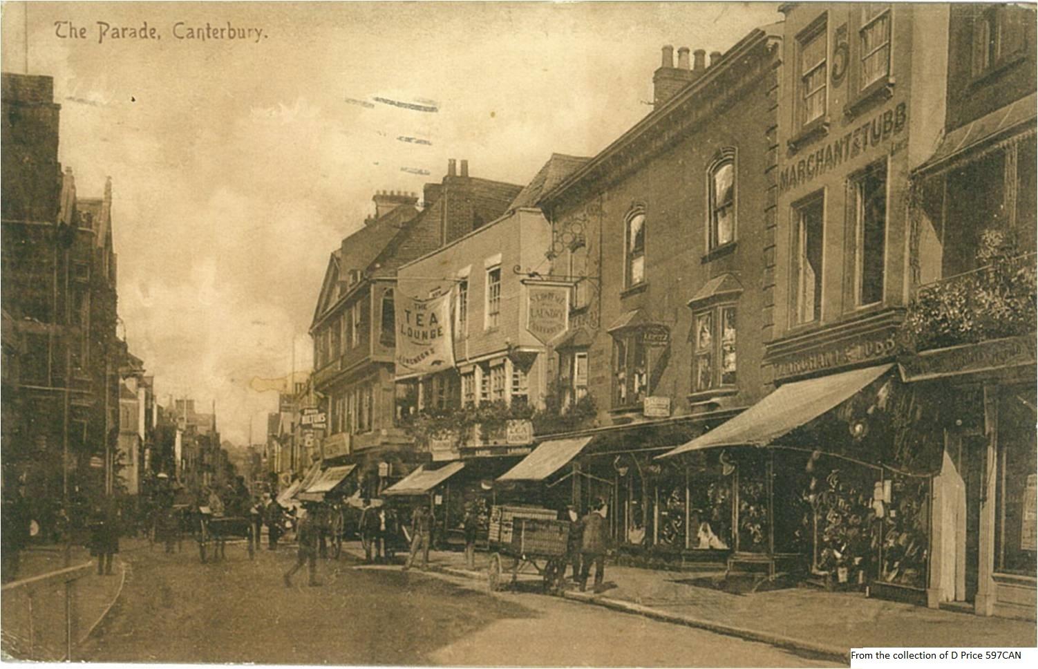 The Parade, Canterbury (Front)