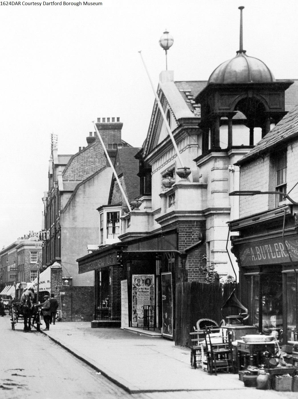 The Cinema Lowfield Street