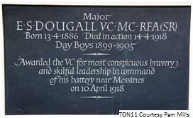 Dougall VC
