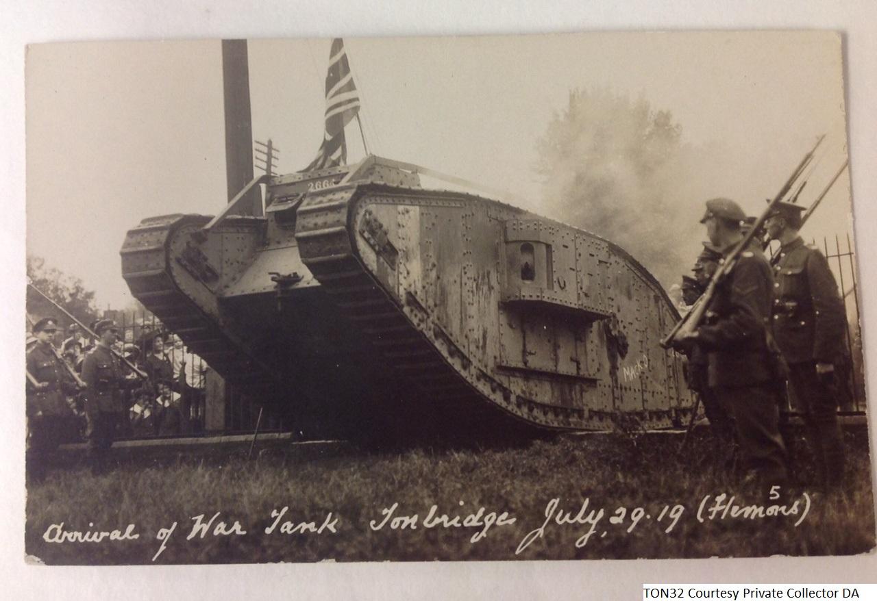 Tonbridge Tank