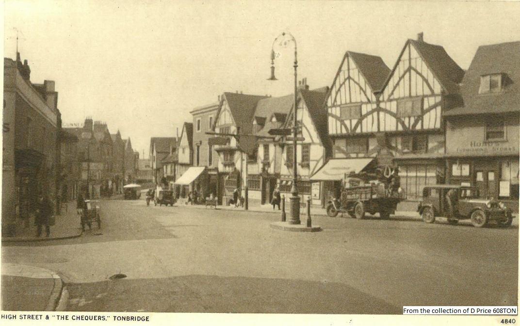 The H Street & the Chequers - Tonbridge