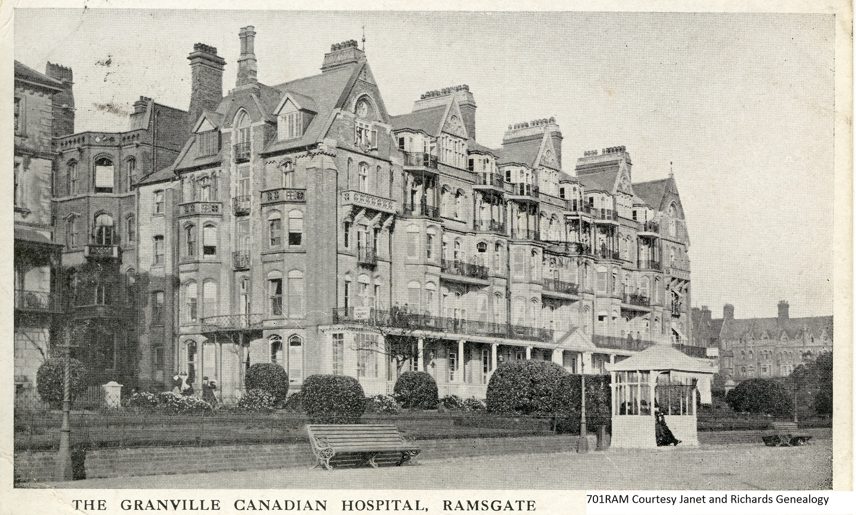 The Granville Canadian Hospital