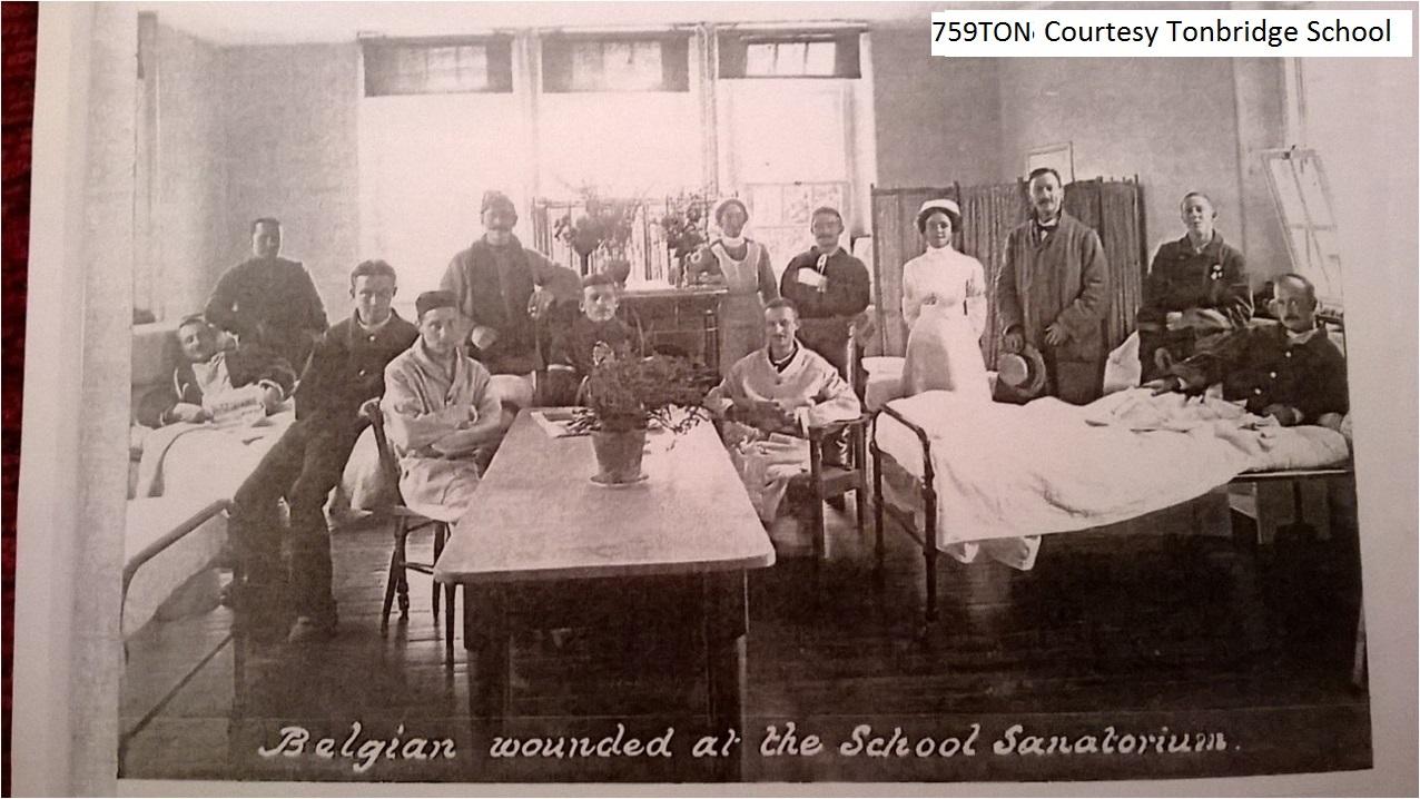 Sanatorium-Tonbridge School