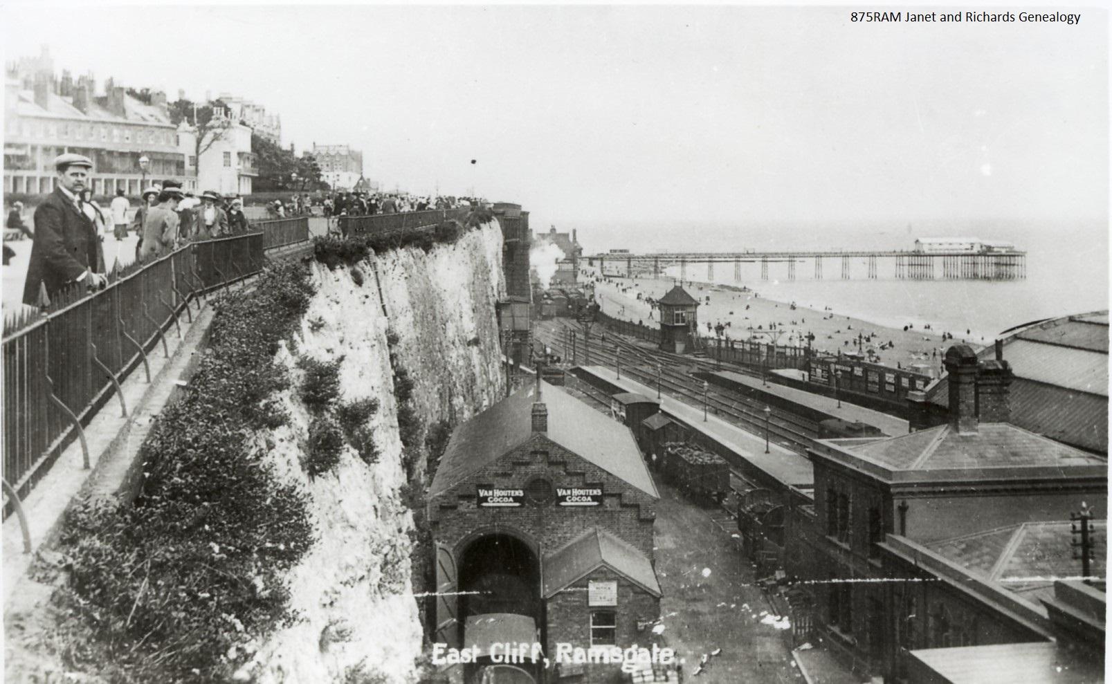 Ramsgate Cliff Railway