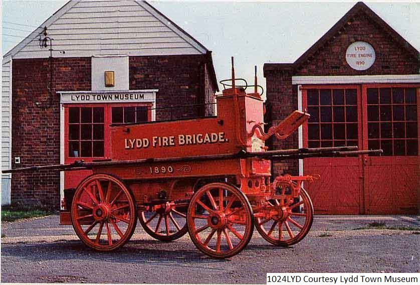 Lydd Fire Brigade