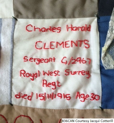 Charles Harold Clements