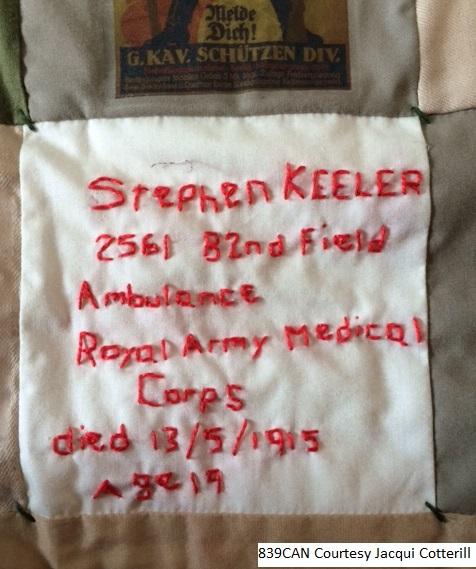 Stephen Keeler