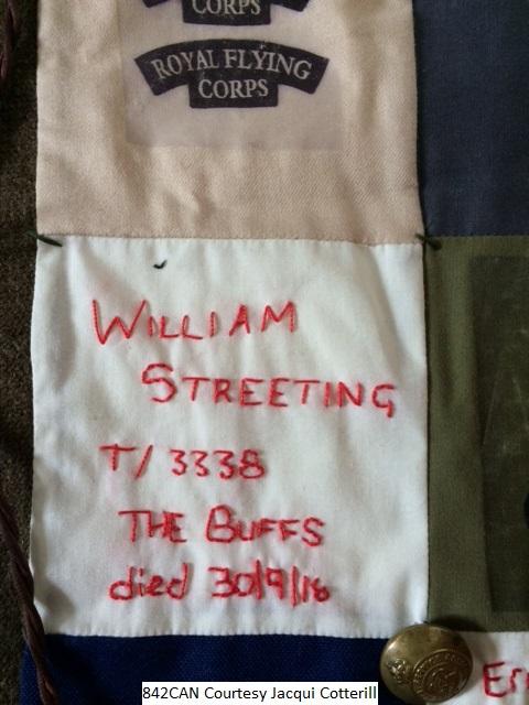 William Streeting