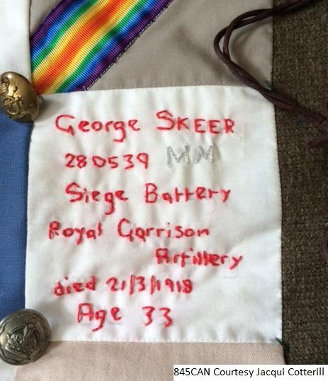 George Skeer