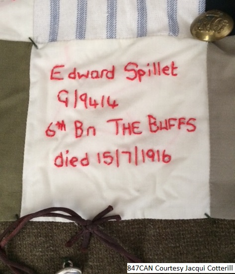 Edward Spillett
