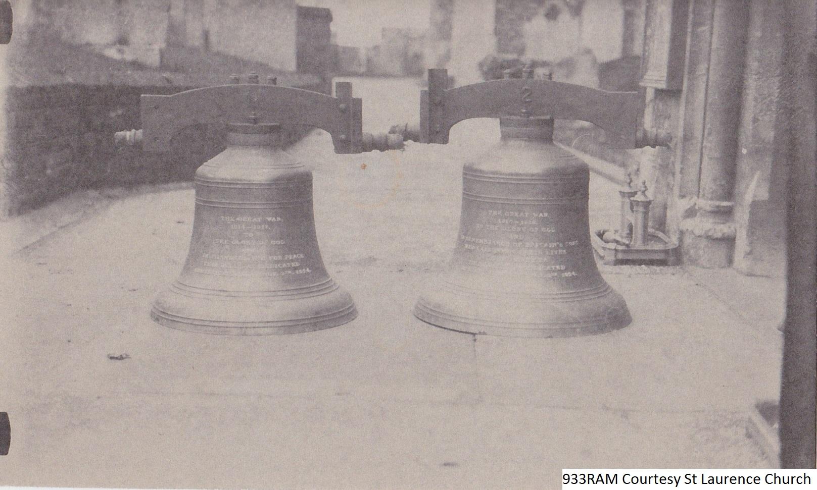 WW1 Bells