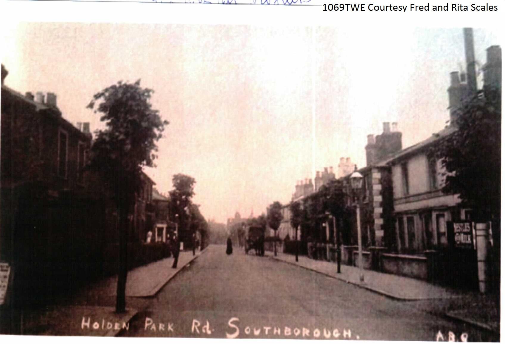 Holden Park Road