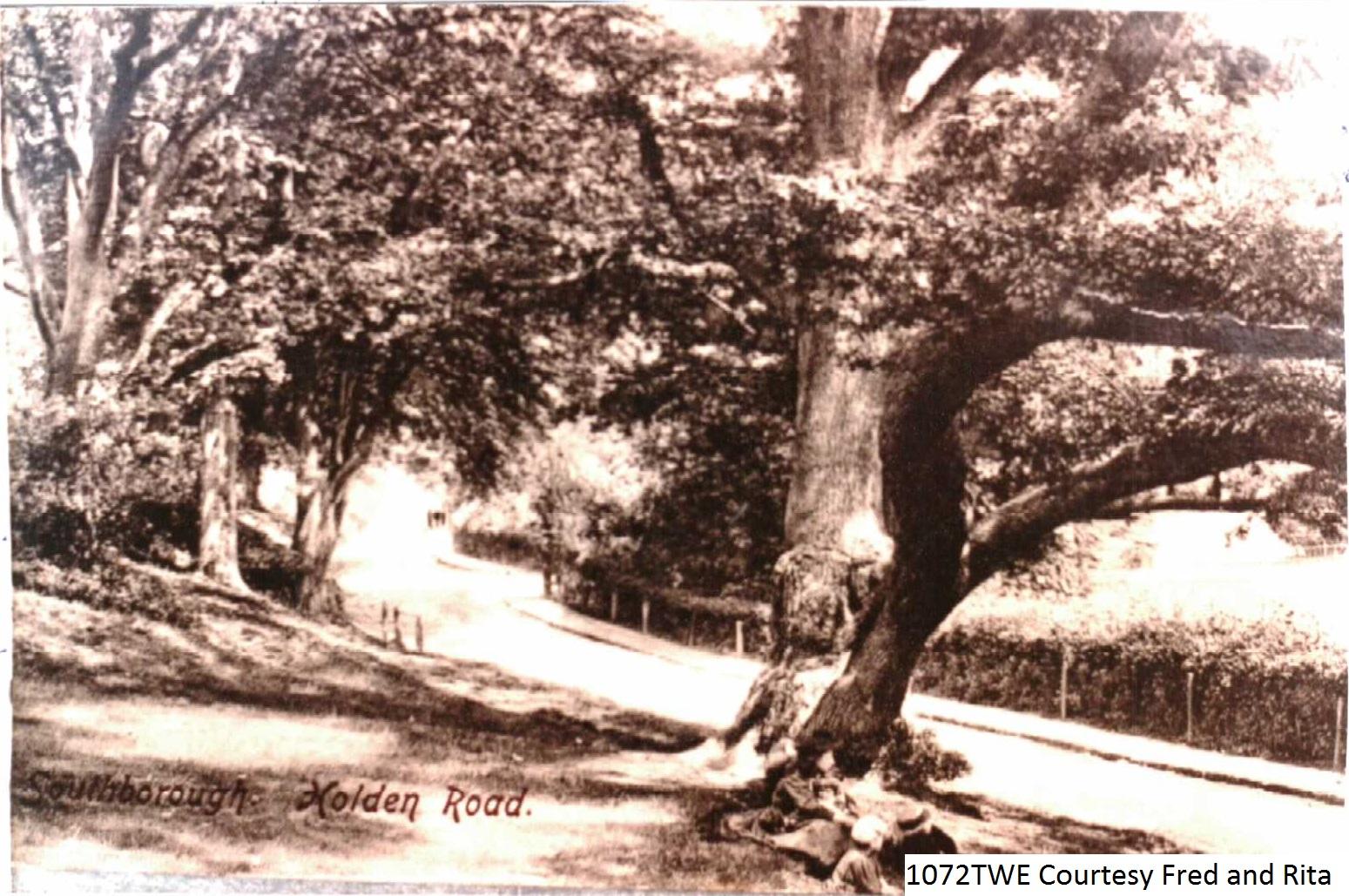 Holden Road