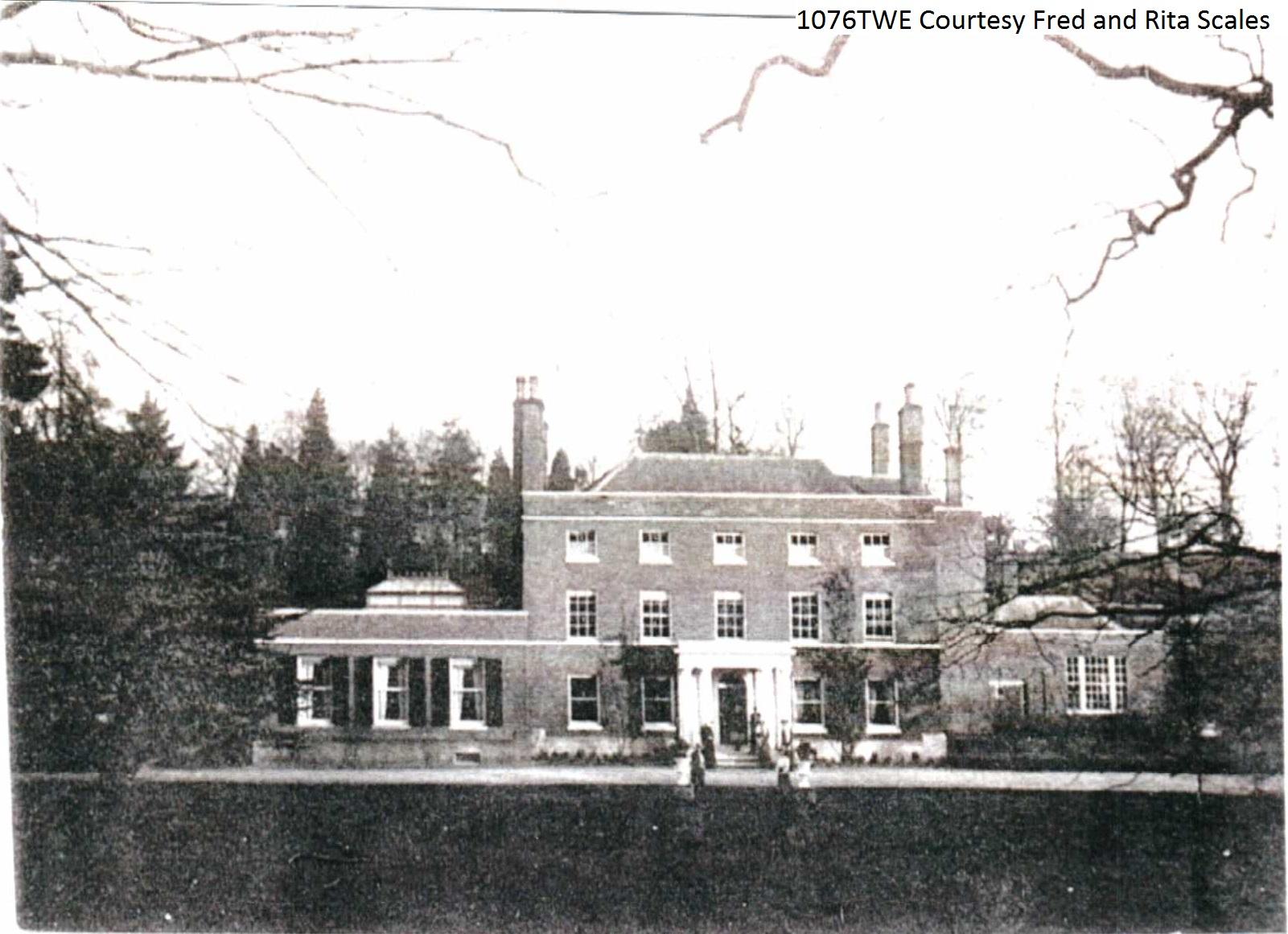 Holden House