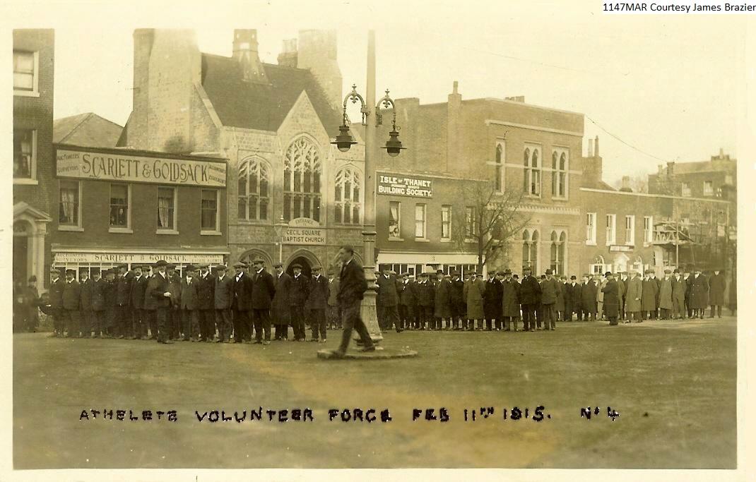 Athelete Volunteer Force