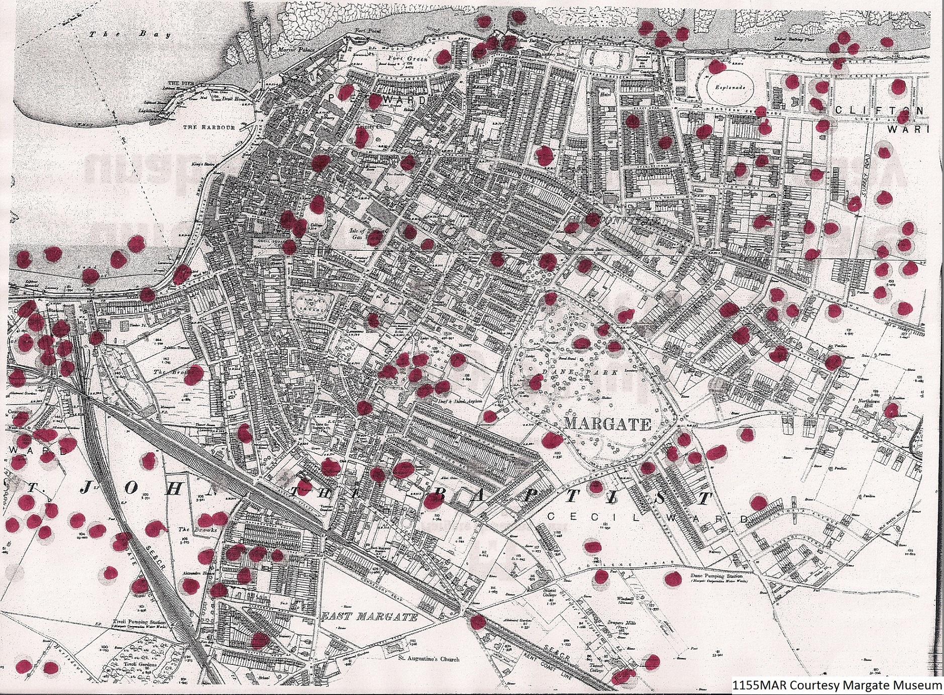 Bomb Sites