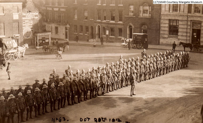 Parade Cecil Sq.