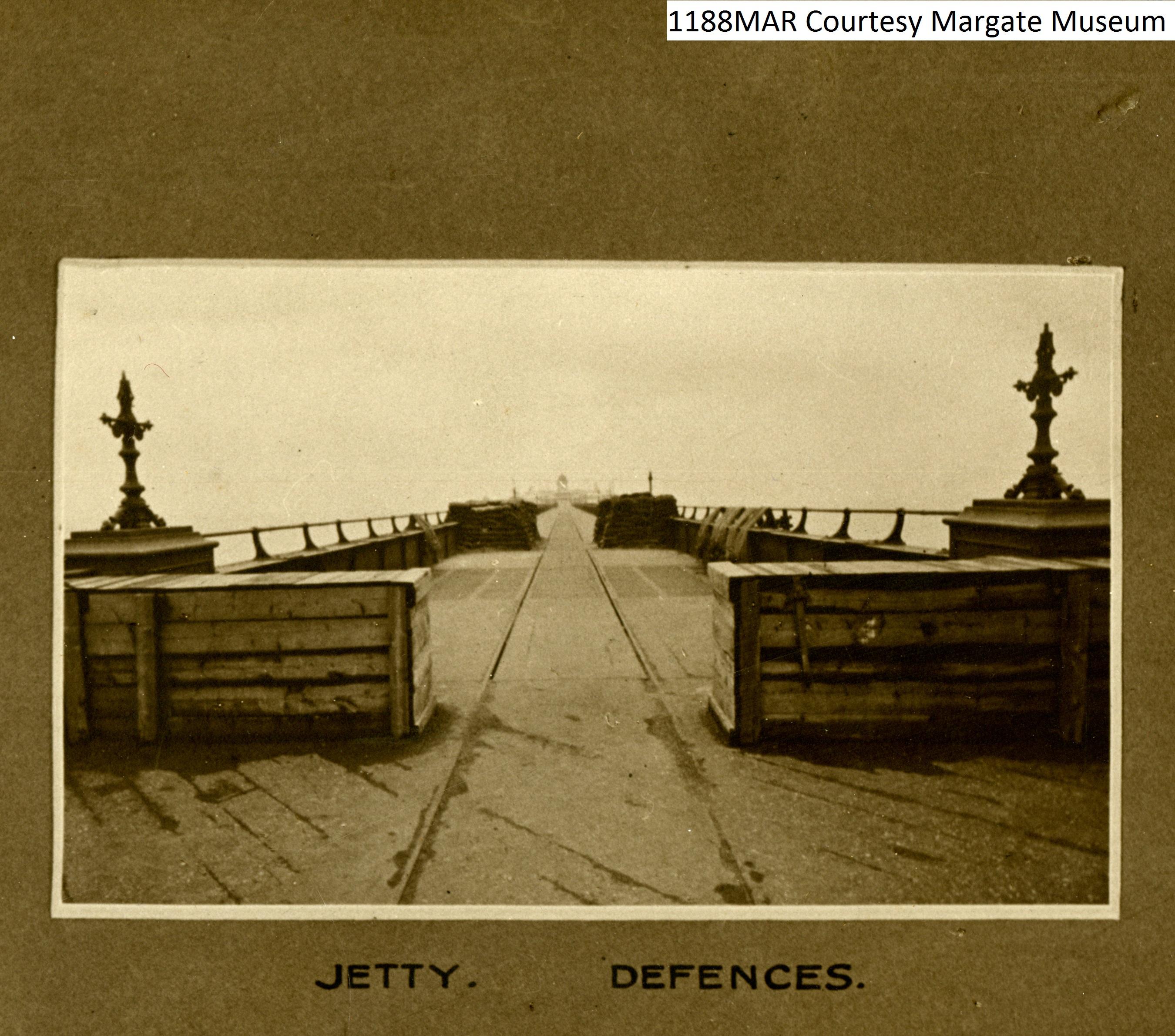 Jetty Defences