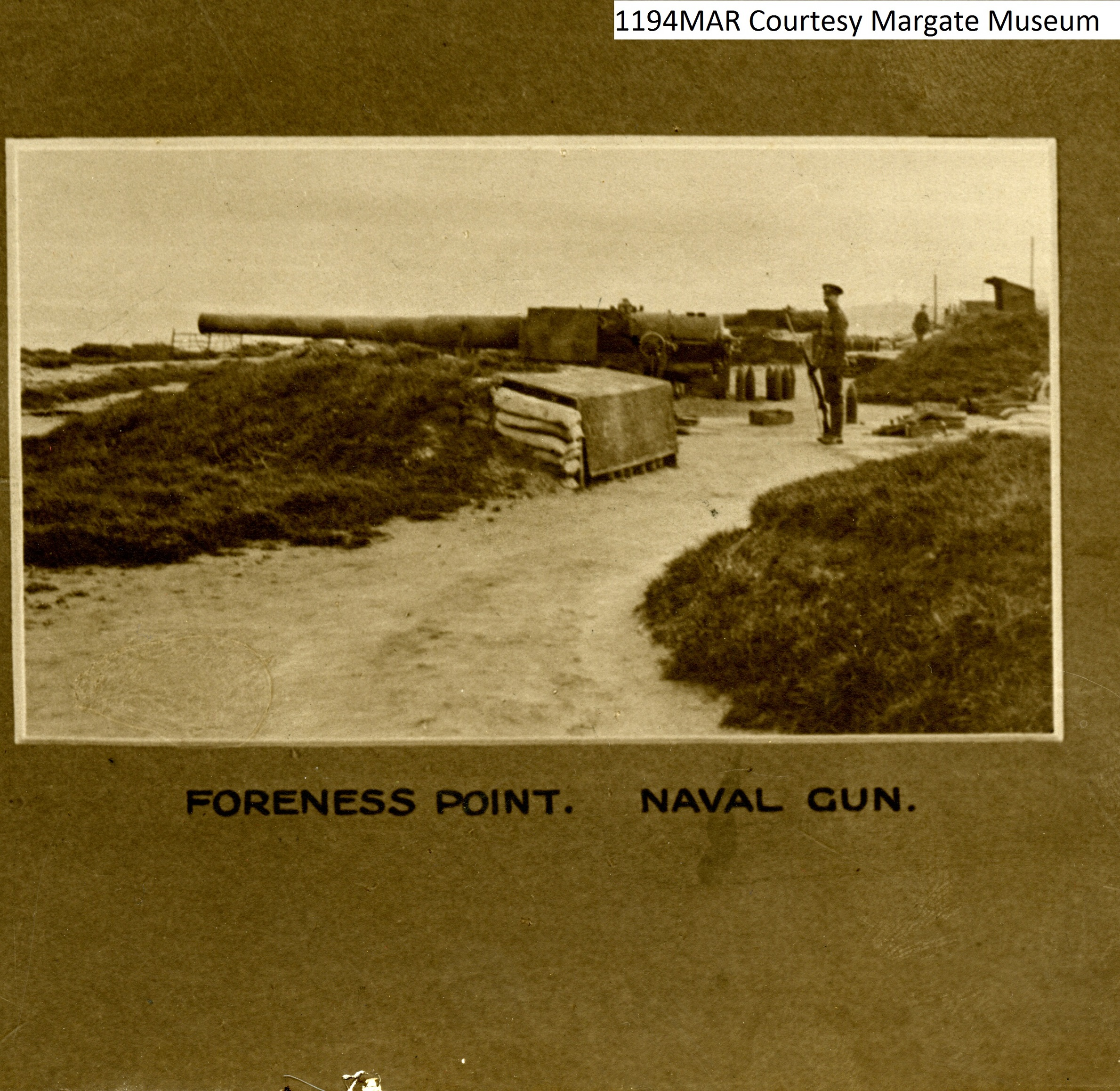 Foreness Point