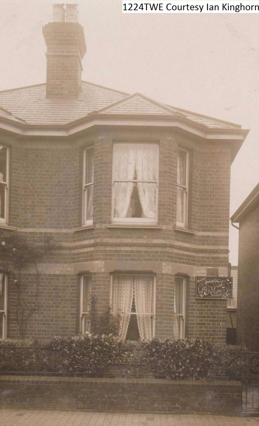 60 Edward Street