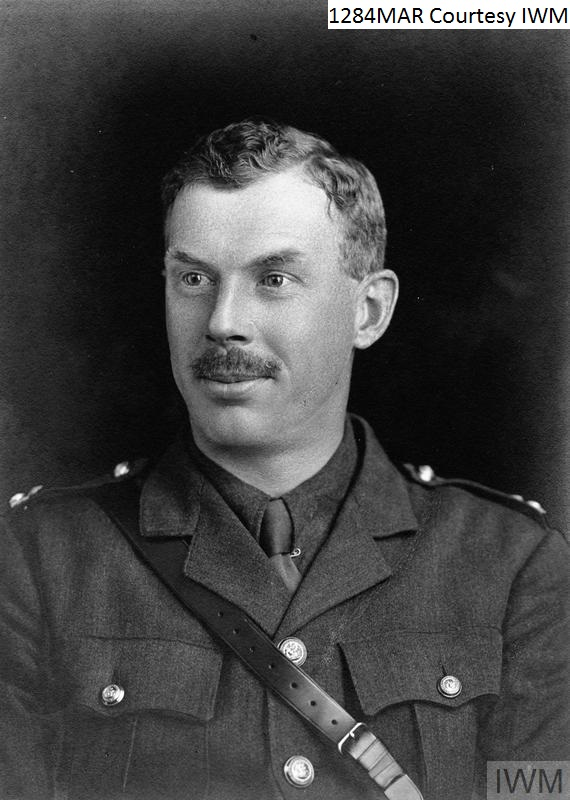 Captain Leonard Neville Rogers